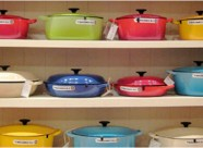 cocotte en fonte le creuset fontignac staub pyrex. Black Bedroom Furniture Sets. Home Design Ideas