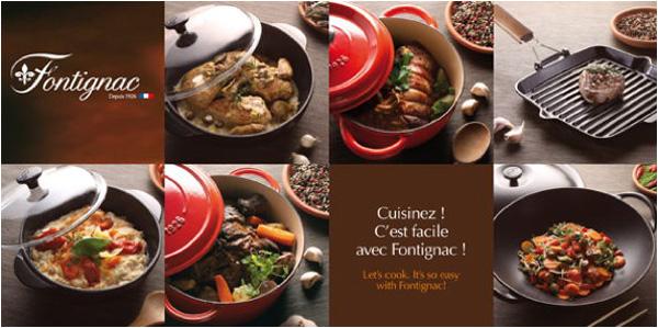 Cocotte Fontignac