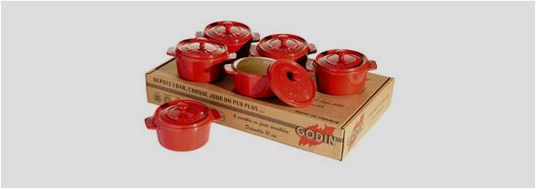 Cocotte Godin