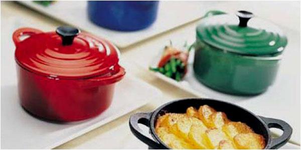 Cocotte en fonte pour cuisiner le guide - Cuisiner avec une cocotte ...