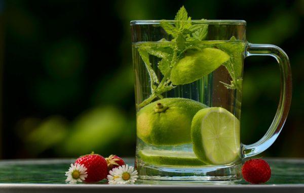 eau detox