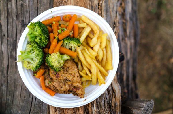 gastronomie poulet