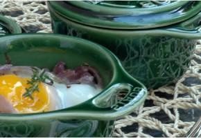 Recette cocotte en fonte : cuisinez un œuf en cocotte