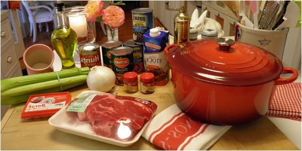 recette de rosbif en cocotte en fonte