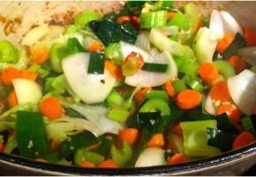 Recette de soupe cocotte-minute maison